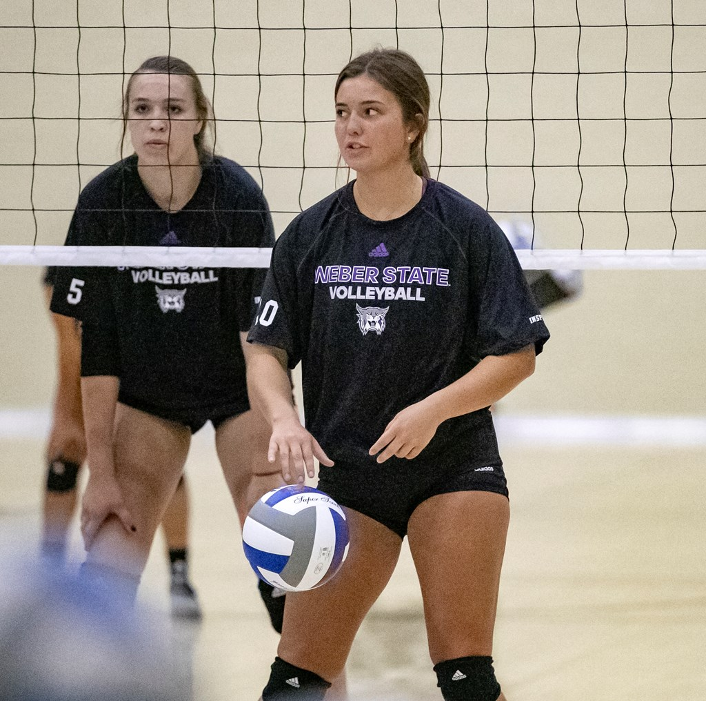 Women's Volleyball - Weber State University Athletics